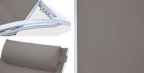Kozyard KozyLounge Elegant Patio Reclining Adjustable
